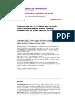 Dermatologia Onicomicoses - Scytalidium Spp