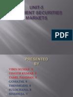 Unit-5 Efficint Market