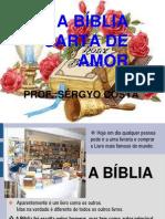 A Biblia Carta de Amor