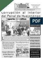 Informativo Proyecto 5 de fecha 1 de octubre del 2012