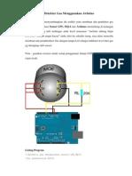 Detektor Gas Menggunakan Arduino