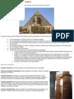 1.-Introducción a la Arquitectura Egipcia