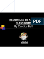 Resources in an Esl Classroom