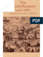Le Roy Ladurie- The French Peasantry, 1450-1650