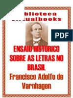 Varnhagen - Ensaio Historico Sobre as Letras No Brasil (1)