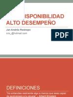 FLISOL 2011 - Alta disponibilidad y alto desempeño