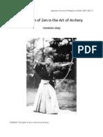 The Myth of Zen in the Art of Archery - Yamada Shoji-02