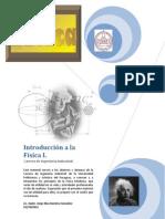 Fisica i - Unidad i - Introduccion a La Fisica