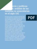 WTO Medidas No Arancelarias Introd