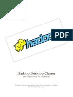 Hadoop Desktop Cluster