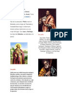 Biografía de San Pedro