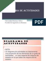 Unidad v - Diagramas de Actividades
