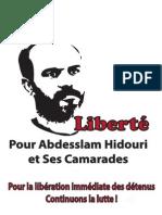 الحرية لعبد السلام الحيدوري ورفاقه