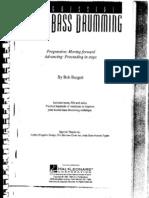 Bob Burgett Progressive Double Bass Drumming