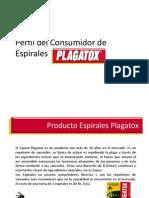 Perfil Del Consumidor de Espirales PLAGATOX