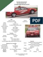 Ficha Técnica Stratus R/T Pace Car (1998)