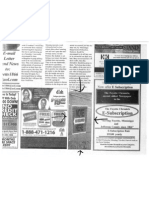 Fayette Chronicle Voter ID ad