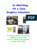 Casio Graphics Calculator Book