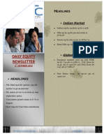 DAILY EQUITY  REPORT BY EPIC RESEARCH-1 OCTOBER 2012