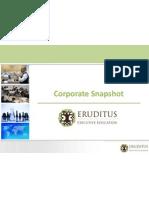 Eruditus- Corporate Snapshot v1280912
