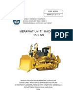 1 Merawat Unit Machine Harian