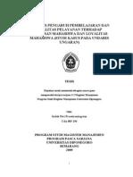 Analisis Pengaruh Pembelajaran Dan Kualitas Pelayanan Terhadap Kepuasan Mahasiswa Dan Loyalitas Mahasiswa (Studi Kasus Pada Undaris Ungaran)