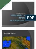 Unidad 1 Hammurabi y el imperio paleobabilonico - Santiago Herrera Díaz