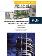 High Rise Courtyard Apartments Naza TTDI