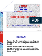Teori Trouble Shooting (PMT II)