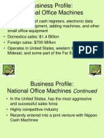 Business Profile and Situation Analysis With Case Questions