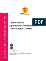 Guidelines- TB Control