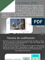Codificación para JPEG