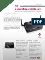 viewsonic wireless adapter WPG-360