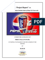 Shiv Pepsi Project MMM