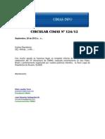 Circular-CIMAS-N 124