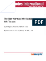 53TI0233 Inheritance Tax