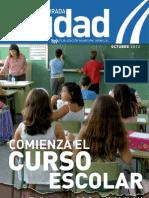 Revista Fuenlabrada Ciudad - Octubre 2012