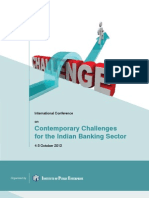 IPE Banking Conference Brochure