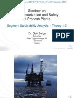 Segment Survivability Analysis Theory 1 3
