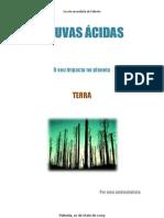 CHUVAS ÁCIDAS - por uma ambientalista