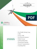 FortisHealthcare Vashi ,Hiranandani  Hospital Medical Awareness  SARAANSH AUG12coverage