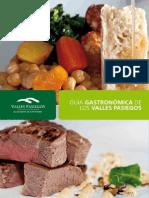 Gastronomía  pasiega