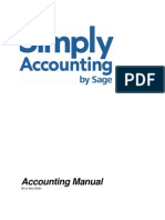 SIM2006 Accounting Manual English