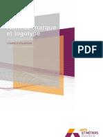 Charte d'Utilisation Du Logo de l'ENSAM