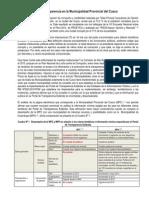 La Transparencia y La MPC
