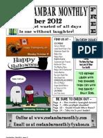 Costambar Monthly October 2012