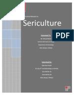 Sericulture Manual