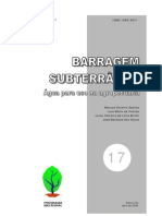 Barragens Subterraneas