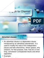 English for Chemist 8