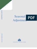 Stat Seasonal Adjustment En